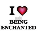 I love Being Enchanted T-Shirt