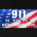 9-11 Numbers T-Shirt