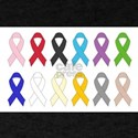 Awareness Ribbons T-Shirt