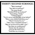 Thirty Second Scrooge T-Shirt