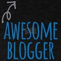 Awesome blogger T-Shirt