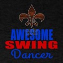 Awesome Swing Dancer T-Shirt