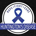 Huntingtons Disease Hope Fight Cure T-Shirt