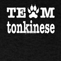 Cat Owner Team Tonkinese Cat Shirt Cat Gif T-Shirt