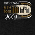 Gothic Birthday Princessess Castle Born 20 T-Shirt
