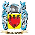 Maclennan Coat of Arms - Family Crest T-Shirt