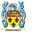 Macnicoll Coat of Arms - Family Crest T-Shirt