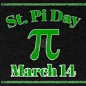 St Pi Day T-Shirt