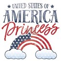 USA Princess Shirt