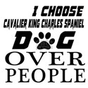 I Choose Cavalier King Char Shirt