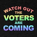 Voters Are Coming T-Shirt