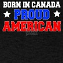 Proud American Canadian T-Shirt