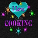 I Love Cooking T-Shirt
