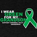 CP: Green For Grandson Dark T-Shirt