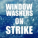 Window Washers On Strike, T-Shirt