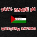 100 Percent Made In Western Sahara T-Shirt