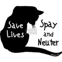 Save Lives (Cat) - Spay or Neuter