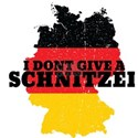 Dont Give Schnitzel Oktoberfest Germany Fl T-Shirt