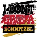 I Dont Give Schnitzel Oktoberfest German F T-Shirt