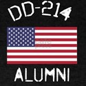 DD-214 Alumni USA Active Duty Discharge Ve T-Shirt