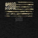 USA American Flag Camouflage Patriotic Vet T-Shirt