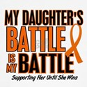 My Battle Too (Daughter)