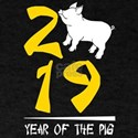 year of the pig 2019 T-Shirt