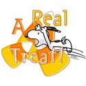 Snoopy - A Real Treat Shirt