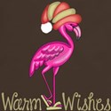 Warm Wishes Flamingo T-Shirt