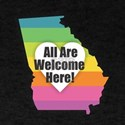 Georgia - All Are Welcome Here T-Shirt
