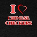 I Love Chinese Checkers T-Shirt