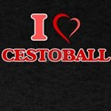 I Love Cestoball T-Shirt