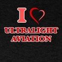 I Love Ultralight Aviation T-Shirt