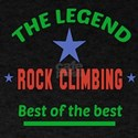The Legend Rock Climbing Sports Desi T-Shirt