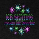 Ice Skating Sparkles T-Shirt