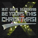 May God's blessings be yours this Christma T-Shirt