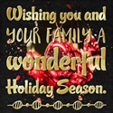Wishing you and your family a wonderful Ho T-Shirt