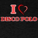 I Love DISCO POLO T-Shirt