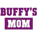 Buffys Mom White T-Shirt
