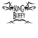 King Buffy White T-Shirt