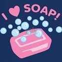 I Love Soap T-Shirt