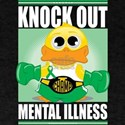 Knock Out Mental Illness T-Shirt