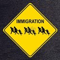 Immigration Crossing T-Shirt
