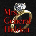 Mrs. General Holden Army Wives T-Shirt