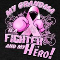 My Grandma Is A Fighter And My Hero T-Shirt