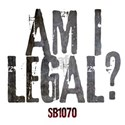 anti immigration law SB1070 - AM I LEGAL?? T-Shirt