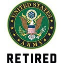 US Army Retired Shirt