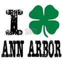 Ann Arbor Irish T-Shirt