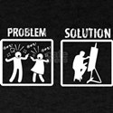 Problem Solution Painting T-Shirt