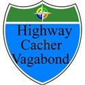 Highway Cacher Vagabond White T-Shirt
